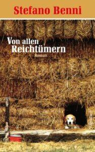 """Buchcover Stefano Benni """"Von allen Reichtümern"""""""