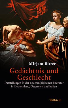"""Buchcover: Mirjam Bitter """"Gedächtnis und Geschlecht"""""""